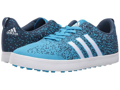 Incaltaminte Barbati adidas Golf Adicross Primeknit CyanFtwr WhiteMineral Blue