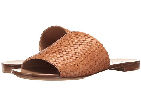 Incaltaminte Femei Michael Kors Byrne Rattan Woven Leather