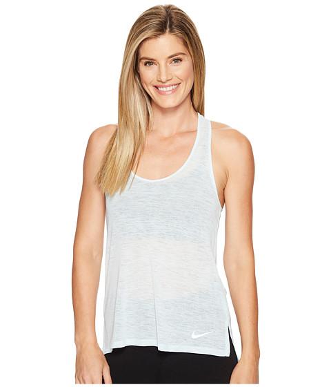 Imbracaminte Femei Nike Breathe Cool Running Tank Glacier Blue