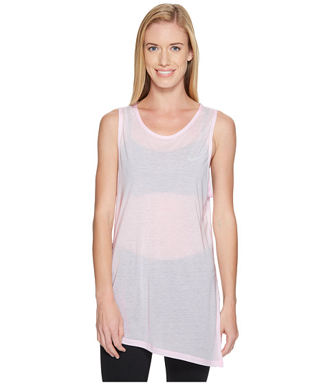 Imbracaminte Femei Nike Breathe Training Tank Prism PinkWhite