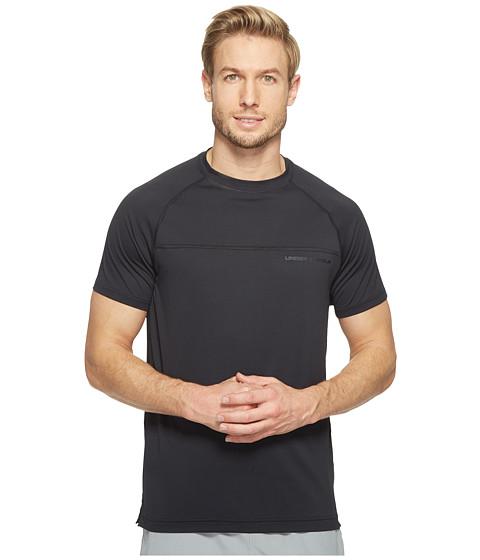 Imbracaminte Barbati Under Armour UA Sunblock Short Sleeve Shirt BlackBlack
