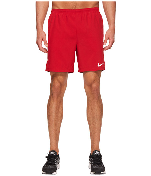 Imbracaminte Barbati Nike Flex Challenger 7 Running Short Gym RedHabanero Red