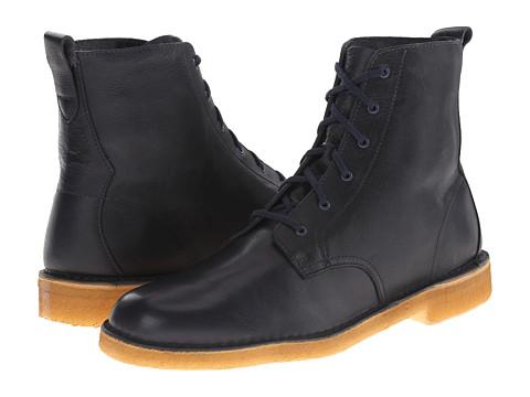 Incaltaminte Barbati Clarks Desert Mali Boot Navy Leather