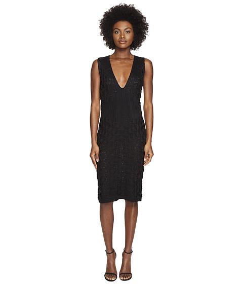 Imbracaminte Femei Zac Posen Dandelion Lace Knit Sleeveless Dress Black
