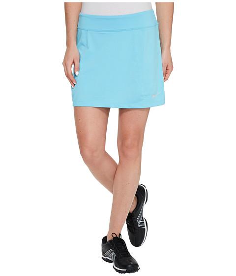 Imbracaminte Femei Nike 145quot Solid Knit Skort Vivid SkyMetallic Silver