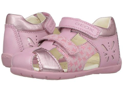Incaltaminte Fete Geox Jr Kaytan Girl 30 (InfantToddler) Light Pink