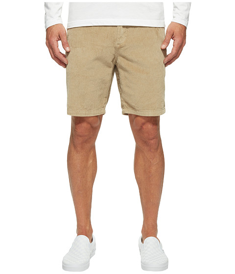 Imbracaminte Barbati Billabong Bad Dog Cord Shorts Light Khaki Heather