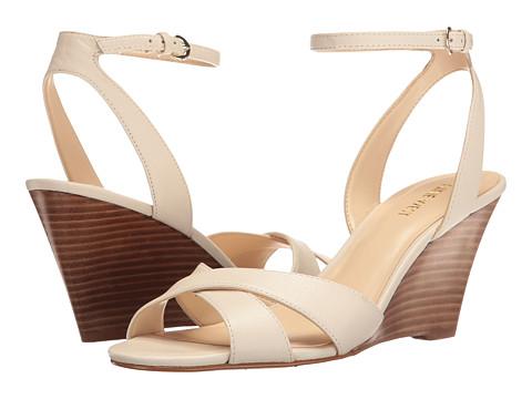 Incaltaminte Femei Nine West Kami 9 Off-White Leather