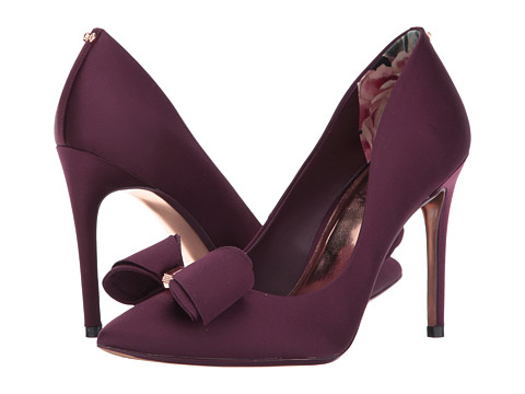 Incaltaminte Femei Ted Baker Azeline PurplePurple Textile