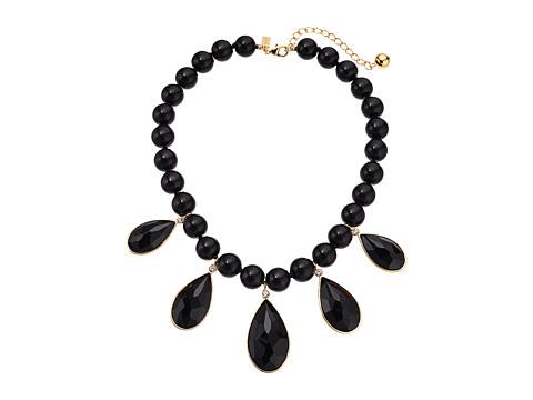 Bijuterii Femei Kate Spade New York True Colors Stone Necklace Black Multi