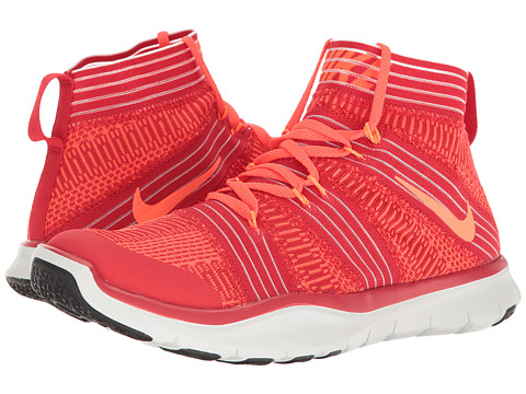 Incaltaminte Barbati Nike Free Train Virtue University RedHyper Orange