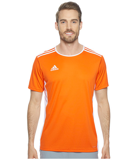 Imbracaminte Barbati adidas Entrada 18 Jersey OrangeWhite