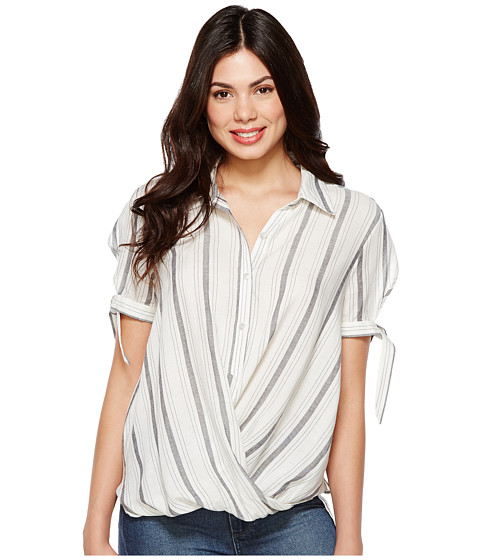 Imbracaminte Femei Blank NYC Striped Detailed Shirt in Me and You Me and You