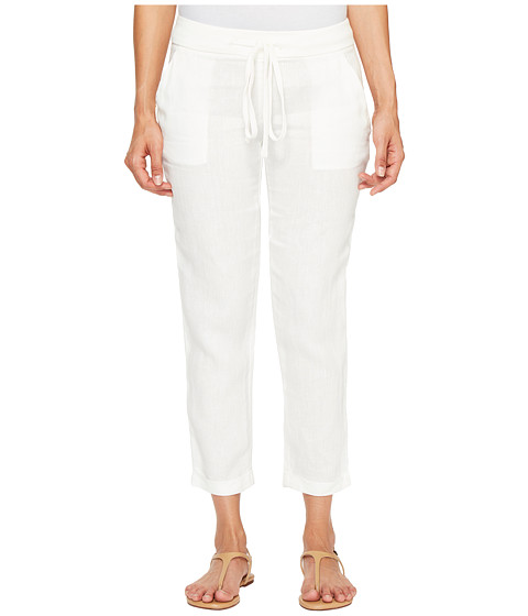 Imbracaminte Femei Lucky Brand Linen Pants Marshmallow
