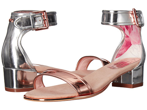 Incaltaminte Femei Ted Baker Ruz SilverRose Gold Synthetic