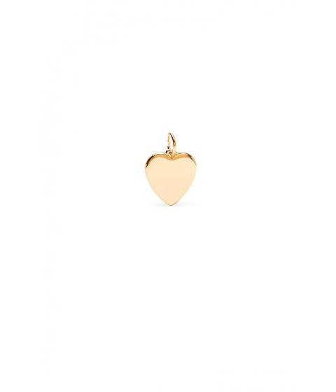 Bijuterii Femei Forever21 High-Polish Heart Charm GOLD