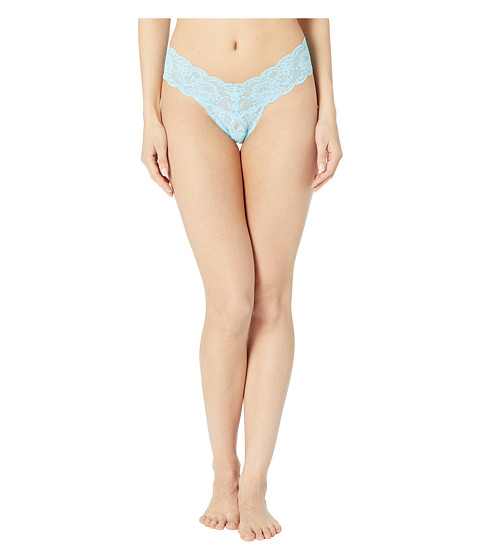 Imbracaminte Femei Cosabella Never Say Never Cutie Lowrider Thong Crystal Blue