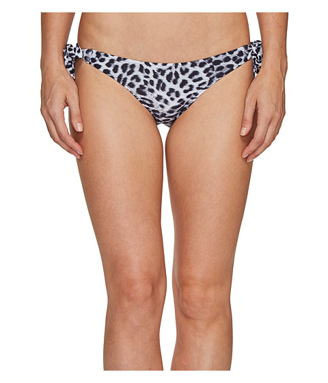 Imbracaminte Femei Vince Camuto Animal Side Tie Bikini Bottom Black