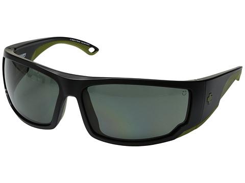 Ochelari Femei Spy Optic Tackle Matte Black OliveHappy GrayGreen Polar