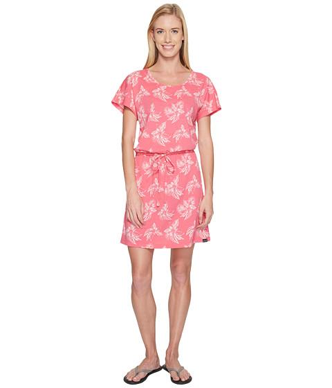 Imbracaminte Femei Jack Wolfskin Tropical Dress Tropic Pink All Over