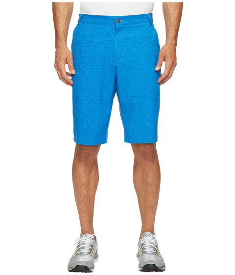 Imbracaminte Barbati adidas Golf Ultimate 365 Airflow Textured Grid Shorts Blast Blue