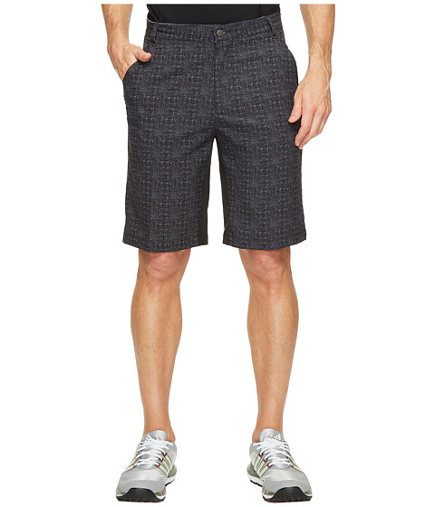 Imbracaminte Barbati adidas Golf Ultimate 365 Airflow Textured Grid Shorts Vista Grey