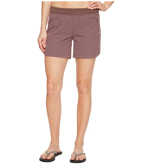 Imbracaminte Femei Mountain Hardwear Right Bank Scrambler Shorts Deep Lichen
