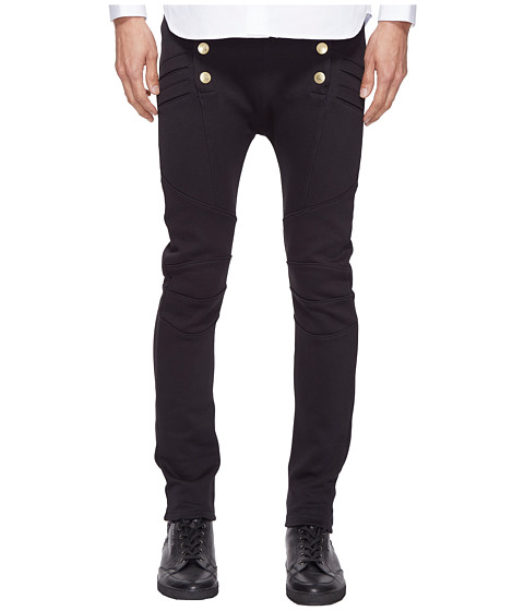 Imbracaminte Barbati Pierre Balmain Military Sweatpants Black