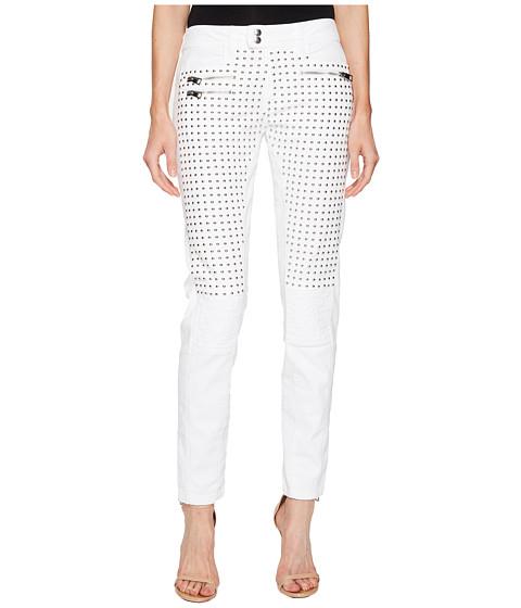 Imbracaminte Femei Just Cavalli Five-Pocket Denim Pants Off-White