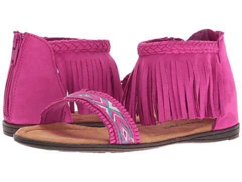 Incaltaminte Fete Minnetonka Coco Sandal (ToddlerLittle KidBig Kid) Hot Pink