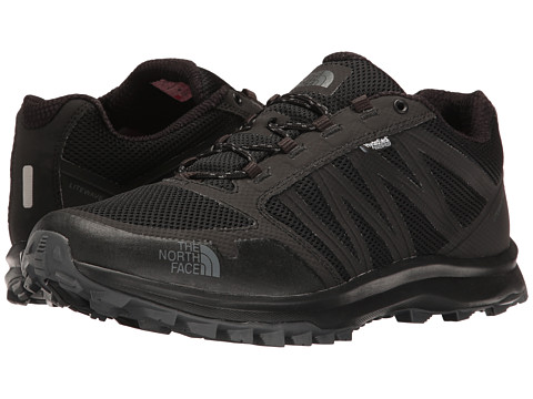 Incaltaminte Barbati The North Face Litewave Fastpack WP TNF BlackZinc Grey (Prior Season)