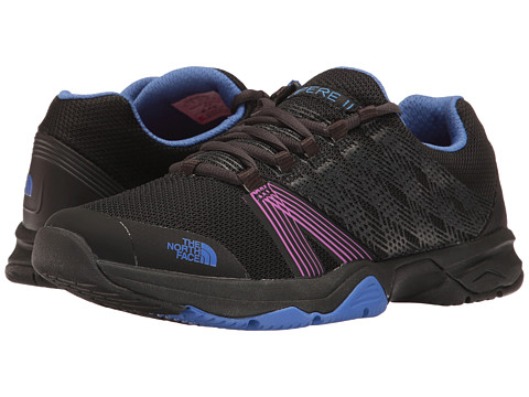 Incaltaminte Femei The North Face Litewave Ampere II TNF BlackAmparo Blue (Prior Season)