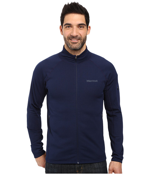 Imbracaminte Barbati Marmot Stretch Fleece Jacket Arctic Navy