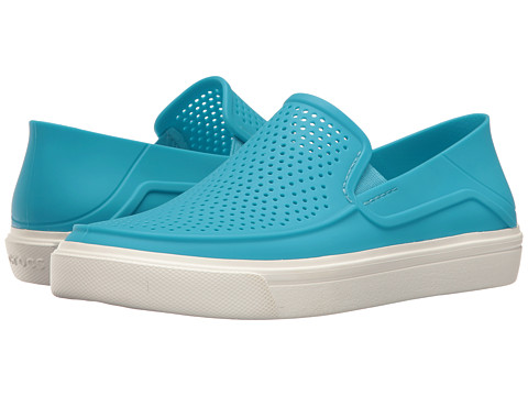 Incaltaminte Femei Crocs CitiLane Roka Slip-On Electric Blue