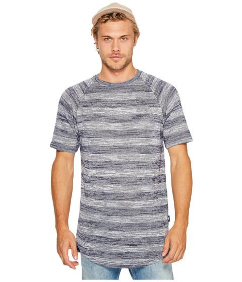 Imbracaminte Barbati Publish Koner Raglan Knit T-Shirt Navy