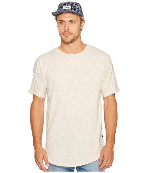 Imbracaminte Barbati Publish Finnt Raglan T-Shirt Natural