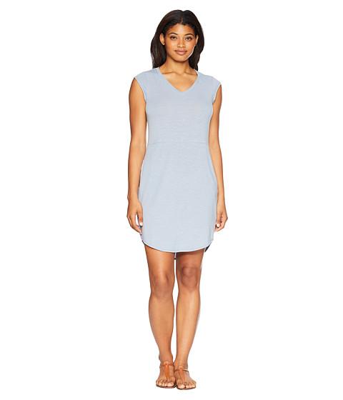 Imbracaminte Femei The North Face Short Sleeve EZ Tee Dress Gull Blue Heather