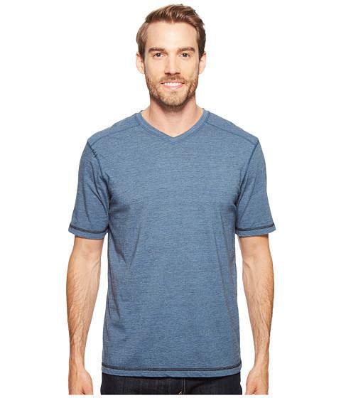 Imbracaminte Barbati Ecoths Newman V-Neck Shirt Bering Sea