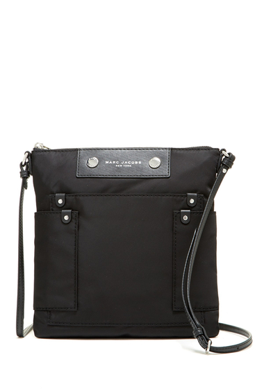 Genti Femei Marc Jacobs Preppy Sia Crossbody Bag BLACK