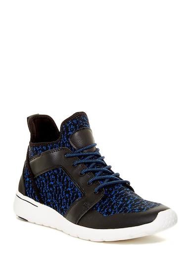 Incaltaminte Barbati GBX 34 Flyknit Oxford Sneaker BLACKBLUE