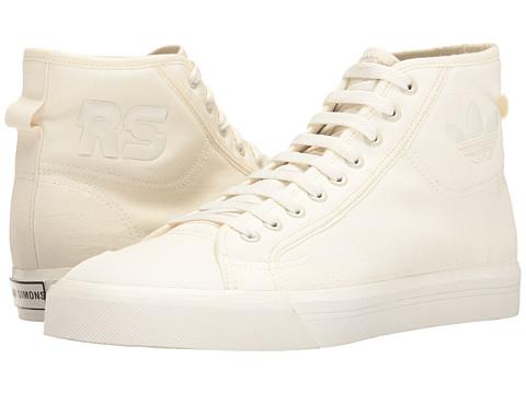 Incaltaminte Femei adidas Raf Simons Spirit High Off-WhiteOff-WhiteBlack