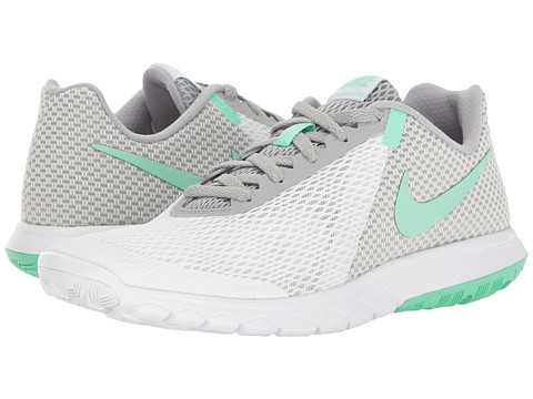 Incaltaminte Femei Nike Flex Experience RN 6 WhiteGreen GlowWolf Grey