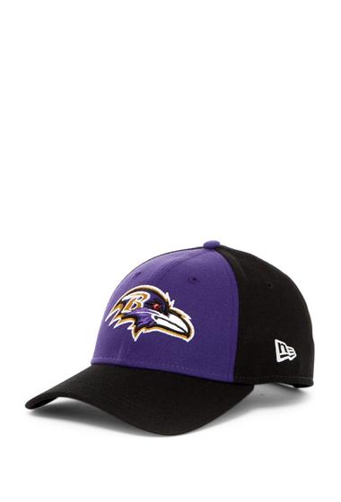 Accesorii Barbati New Era Cap NFL Baltimore Ravens Block League 940 Cap DARK PURPLE