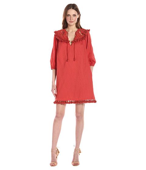 Imbracaminte Femei Rachel Zoe Elise Dress Burnt Coral