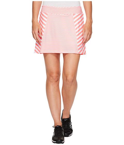 Imbracaminte Femei Nike Golf Precision Knit Print Skort 20 Racer PinkWhiteMetallic Silver