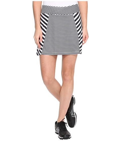 Imbracaminte Femei Nike Golf Precision Knit Print Skort 20 WhiteBlackMetallic Silver
