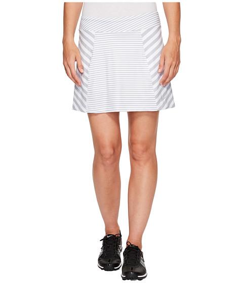 Imbracaminte Femei Nike Golf Precision Knit Print Skort 20 Wolf GreyWhiteMetallic Silver
