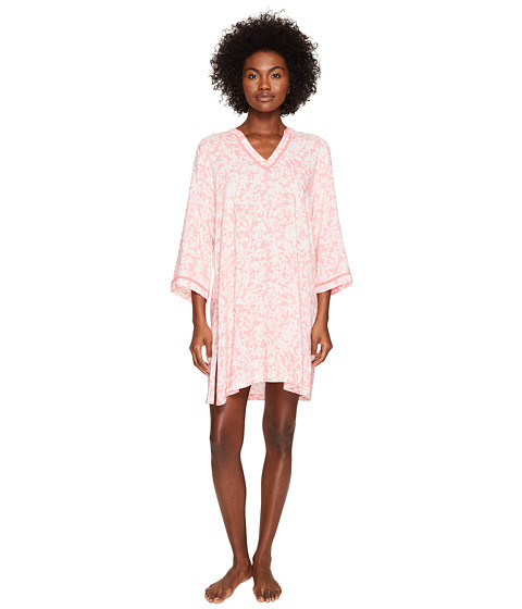 Imbracaminte Femei Oscar de la Renta Sleepshirt Pink Shadow Print