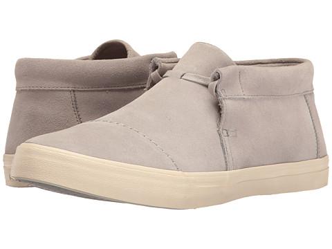 Incaltaminte Barbati TOMS Emerson Mid Sneaker Drizzle Grey Suede