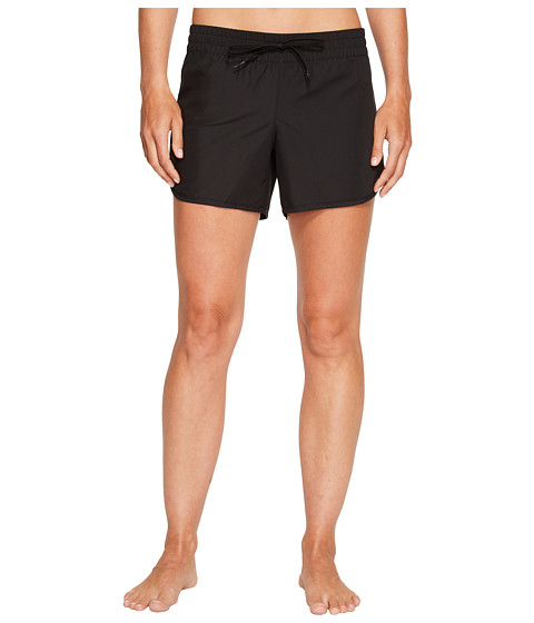 Imbracaminte Femei Hurley One amp Only Solid 5quot Boardshorts Black